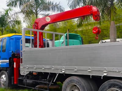 Boom truck for sale and rent