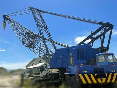 Crane for rent and for sale