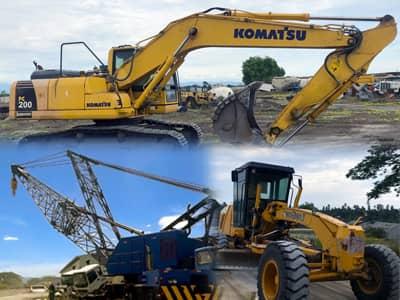 Heavy Equipment and Machinery Rental
