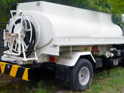 Tanker truck for sale